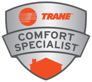 Trane Certified Dealer Logo