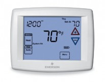 White Rodgers Big Blue Thermostat
