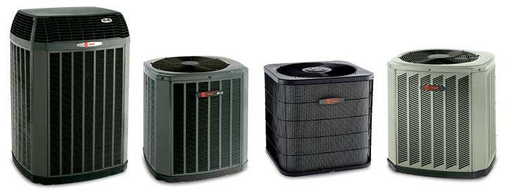 Trane Air Conditioner Lineup