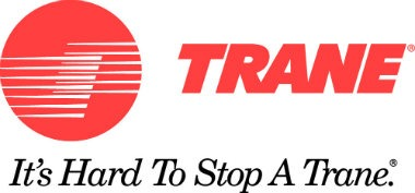 Trane Logo And Taglin