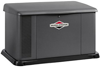 Briggs and Stratton standy home generator