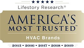 Lifestory Research Most Trusted Brands logo
